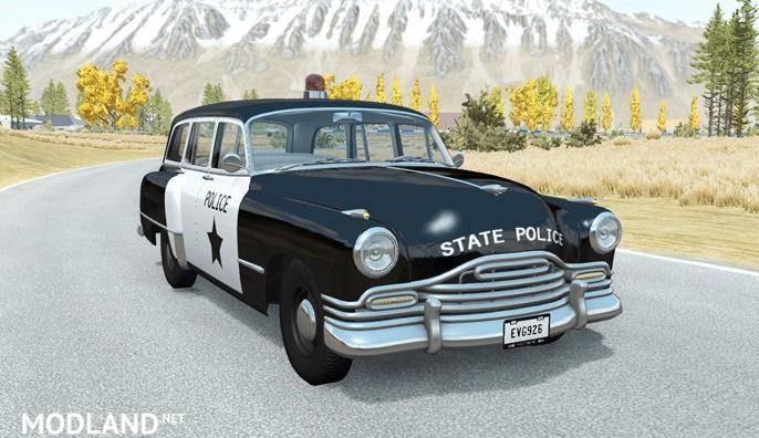 Burnside Special Wagon Police [0.15.0]